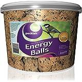 Peckish Energy Suet Fat Balls for Wild Birds, 50 Tub