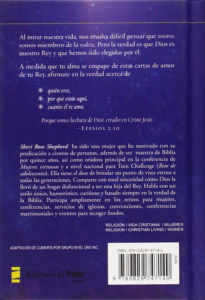 Su Princesa Cartas De Amor Tu Rey Serie Spanish Edition Sheri Rose Shepherd 9780829747140 Amazon Books