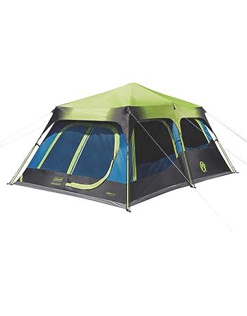 e351e60a4 Coleman Cabin Tent with Instant Setup