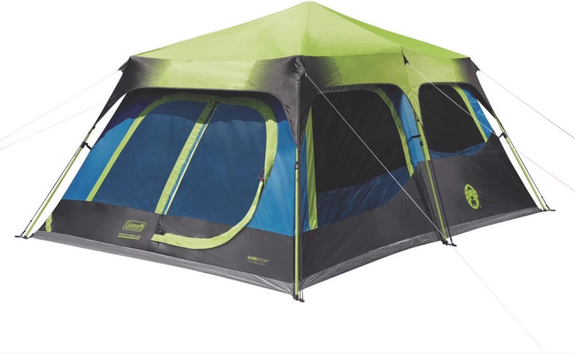 Coleman Cabin Tent with Instant Setup | Cabin Tent for C&ing Sets Up in 60 Seconds  sc 1 st  Amazon.com & Camping Tents | Amazon.com