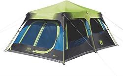 Coleman dark cabin tent