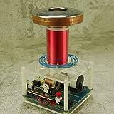 HandsMagic DIY Micro Table SGTC Spark Gap Tesla Coil Science Physical Toy