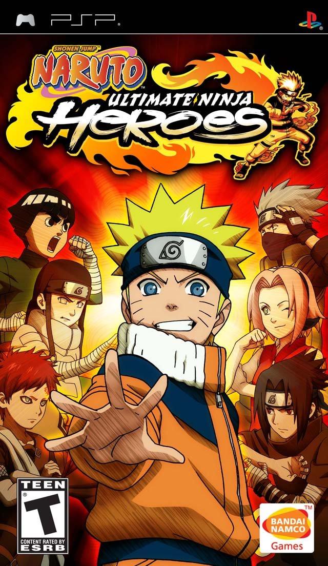 Naruto: Ultimate Ninja Heroes: Amazon.es: Videojuegos