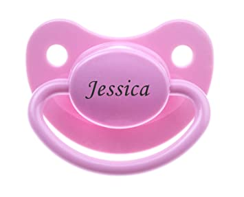 Amazon personalized pacifier tolico engraved free with your personalized pacifier tolico engraved free with your babys name perfect gift idea gifts negle Gallery