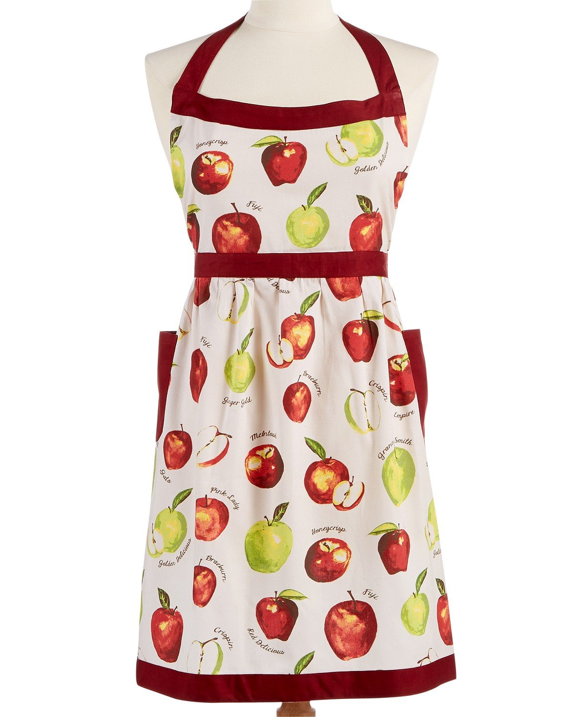 Martha Stewart Apple Apron