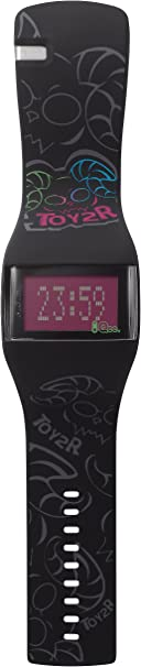 ODM Reloj Unisex de Digital con Correa en Silicona DD99B-122