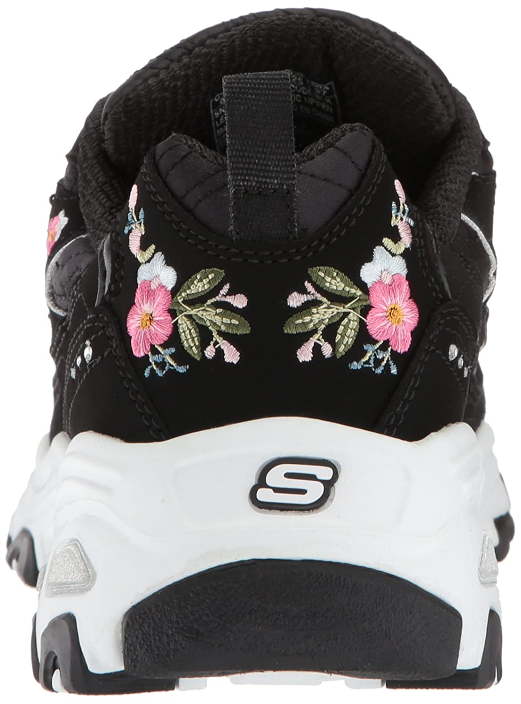 Skechers Damen D'lites D'lites D'lites Bright Blossoms 11977-b Turnschuhe  850a7f