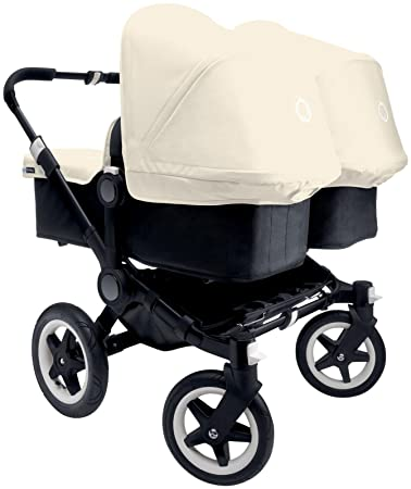 Amazon Com Bugaboo Donkey Complete Twin Stroller Off White