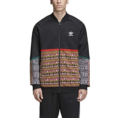 663e03fc26d15 Image Unavailable. Image not available for. Color  adidas Originals Men s Pharrell  Williams SST Track Top ...