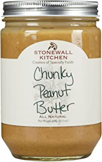 product image for Stonewall Kitchen All Natural Chunky Peanut Butter, 15.5 Ounces