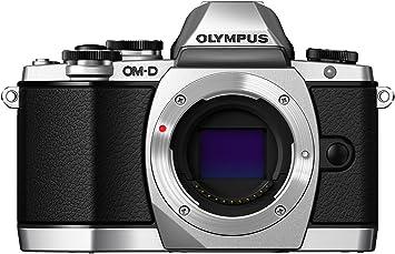Olympus OM-D E-M10 - Cámara Evil de 16.1 MP (Pantalla táctil ...