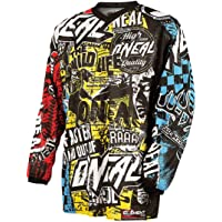 Jersey Mx Oneal 2016 Element Wild Multi (M