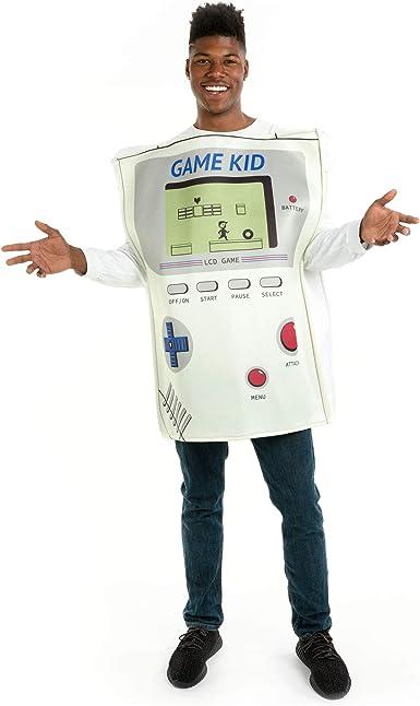 Disfraz De Juego Para Niños Juego De Video Clásico Disfraz De Halloween Y Traje De Cosplay De Jugador Clothing