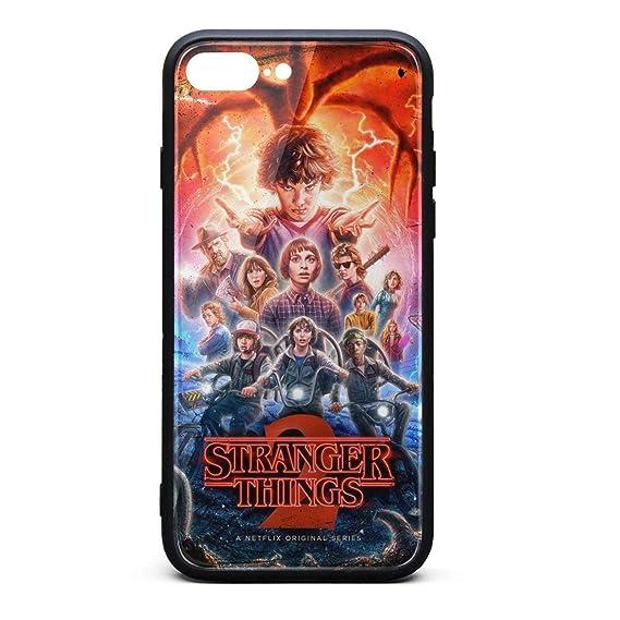 Amazon com: iPhone 7 Plus/iPhone 8 Plus Case Stranger-Things