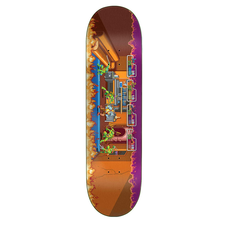 Santa Cruz TMNT Arcade Everslick - Tabla de Skateboard ...