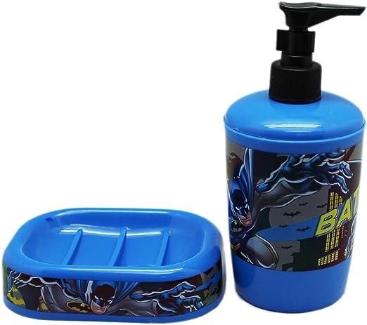 DC Comics Batman Bathroom Soap Lotin Pump Bathroom Decor