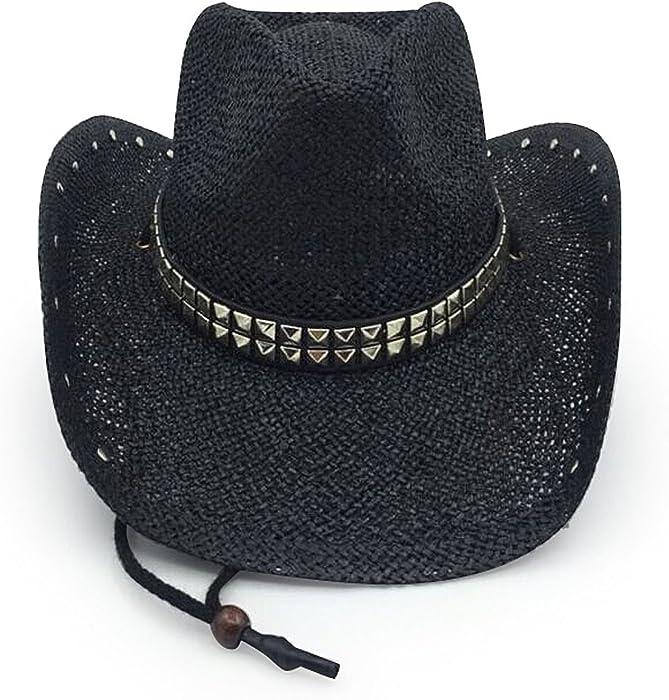 AccessHeadwear Old Stone Rockstar Men s Women s Unisex Cowboy Drfiter Style  Hat 70dd52445b28