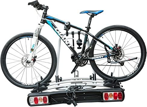 REAR MOUNTED SILVER WIRE BICYCLE RACK BIKE PARTS 355