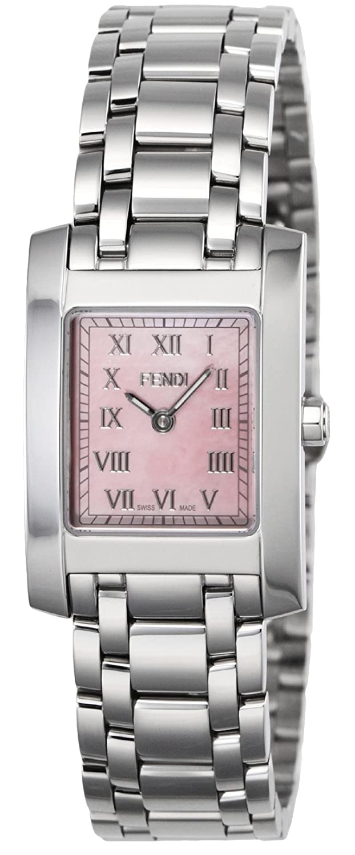 new product 6ee20 139f2 Fendi orologio classico rosa perla quadrante F705270J ...