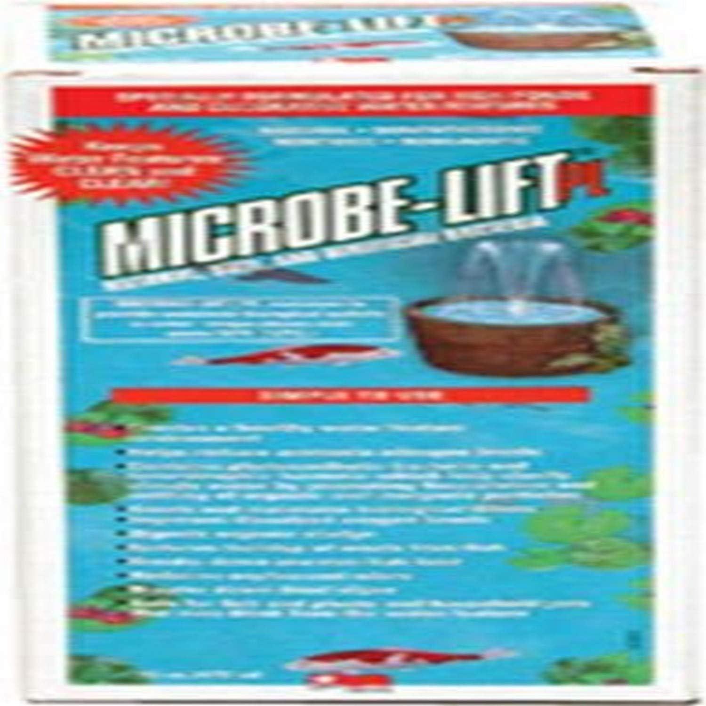 Microbe Lift 1-Pint Pond PL 10PLP, 16 oz