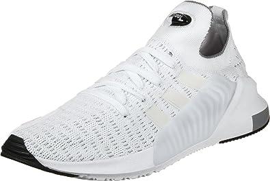 adidas Climacool 02/17, Chaussures de Sport Homme - Blanc - Blanc (Blanc Footwear/Blanc Footwear/Blanc Footwear), 36 EU