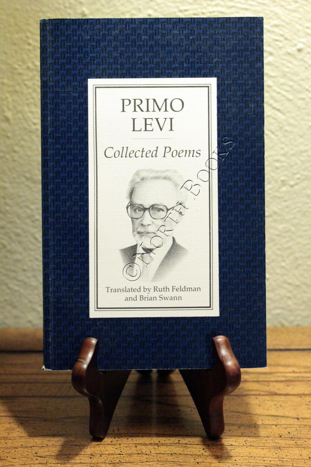 Collected poems primo levi 9780571152568 amazon books gamestrikefo Gallery