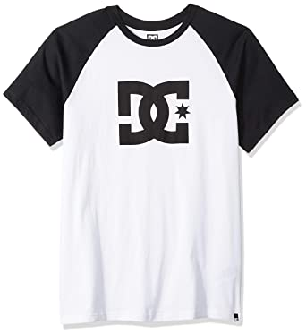 b4e2f2618c7 Amazon.com: DC Shoes Mens Shoes Star Tee for Men Edyzt03917: Clothing