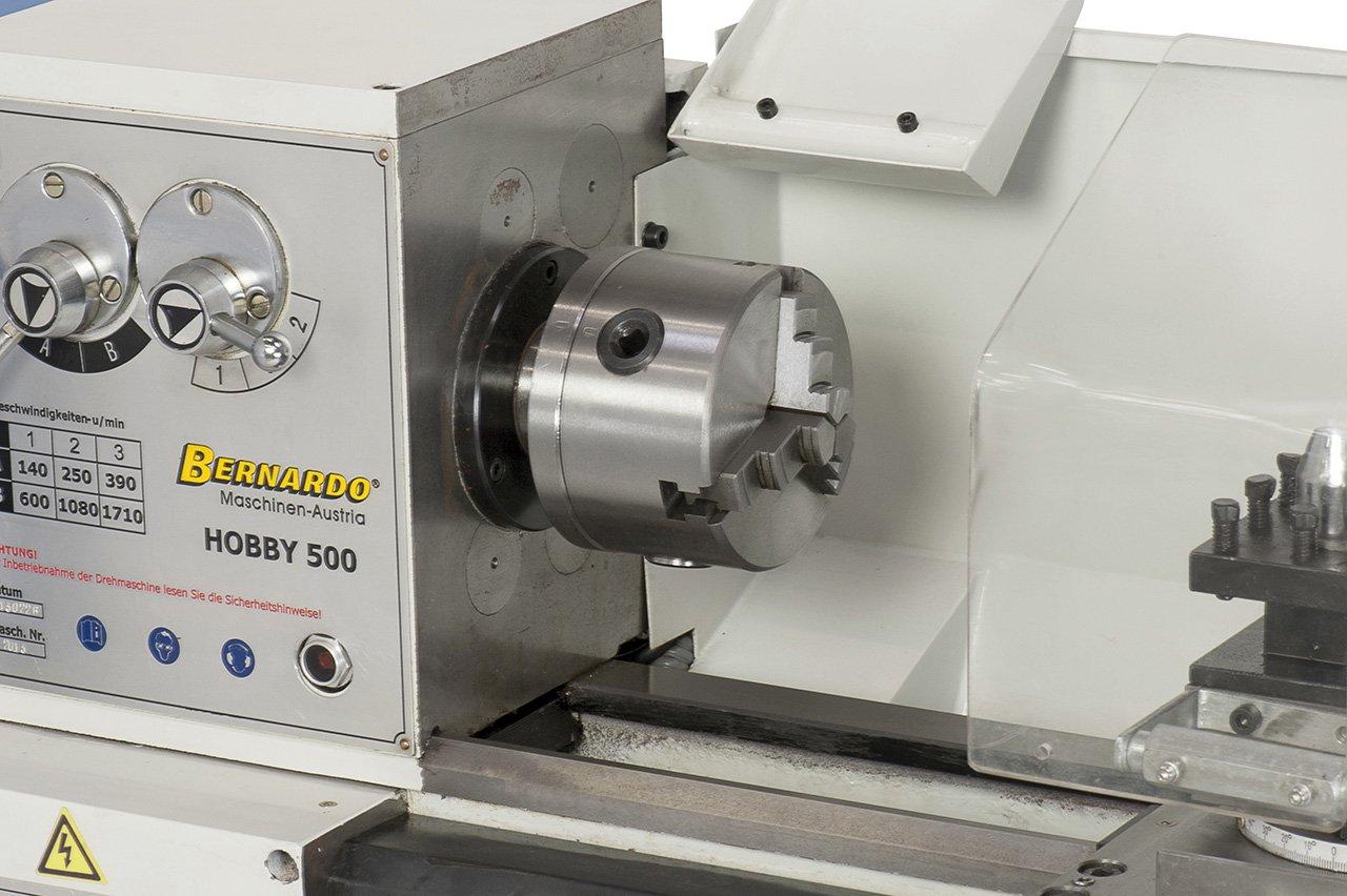 Hobby 500-400 V Bernardo Leitspindeldrehmaschine