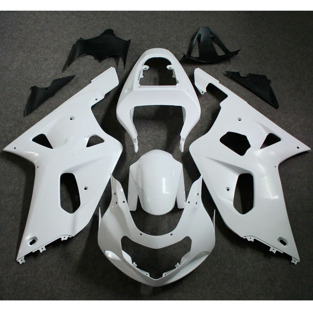 2001-2003 ZXMOTO Unpainted Seat Tail Cowl Rear Fairing for Suzuki GSXR 750//600