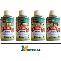 ZELNOVA - Copermatic Recambio Insecticida Fly Killer Coopermatic
