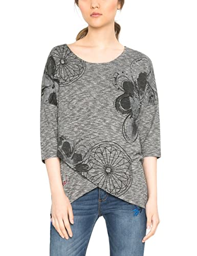 Desigual TS_Olivia, T-Shirt Donna