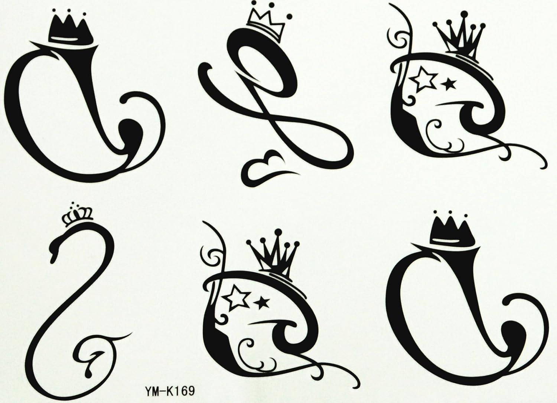 spestyle nuevo diseño pegatinas tatuaje falso para hombres y ...