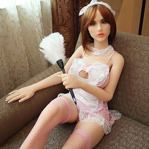 Doll Muñeca Hinchable de 165cm Boca de Silicona semisólida ...