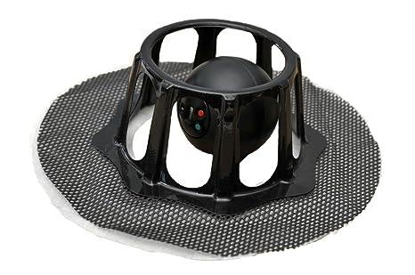 Robomop Soft Base Robot limpiacristales – Robo Mob Robot Incluye 25 de electroestimulación especial de microfibra