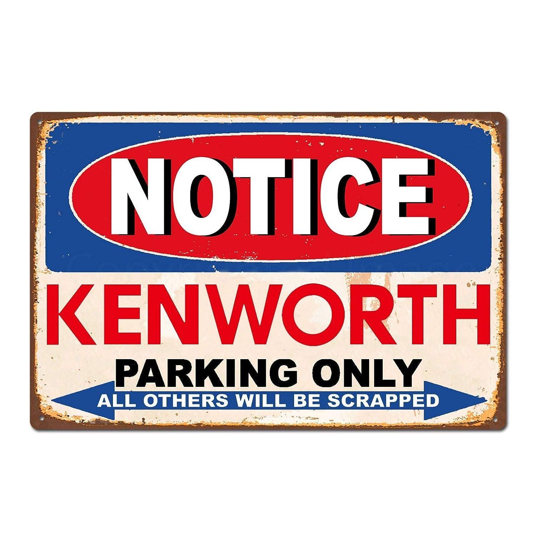 Attraction Design Caution Metal Antique Wisdom Sign TIN Sign 7.8X11.8 INCH