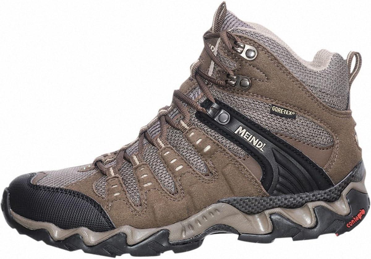Meindl Schuhe Respond Lady Mid GTX braunNatur:
