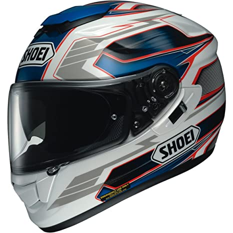 Nueva Shoei GT Air inercia TC2 DVS Moto Casco + Visor de Pinlock, color,