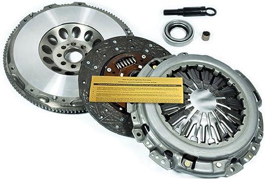 ACS ULTRA STAGE 1 CLUTCH KIT+SPORT-FLYWHEEL FOR NISSAN 350Z INFINITI G35 3.5L