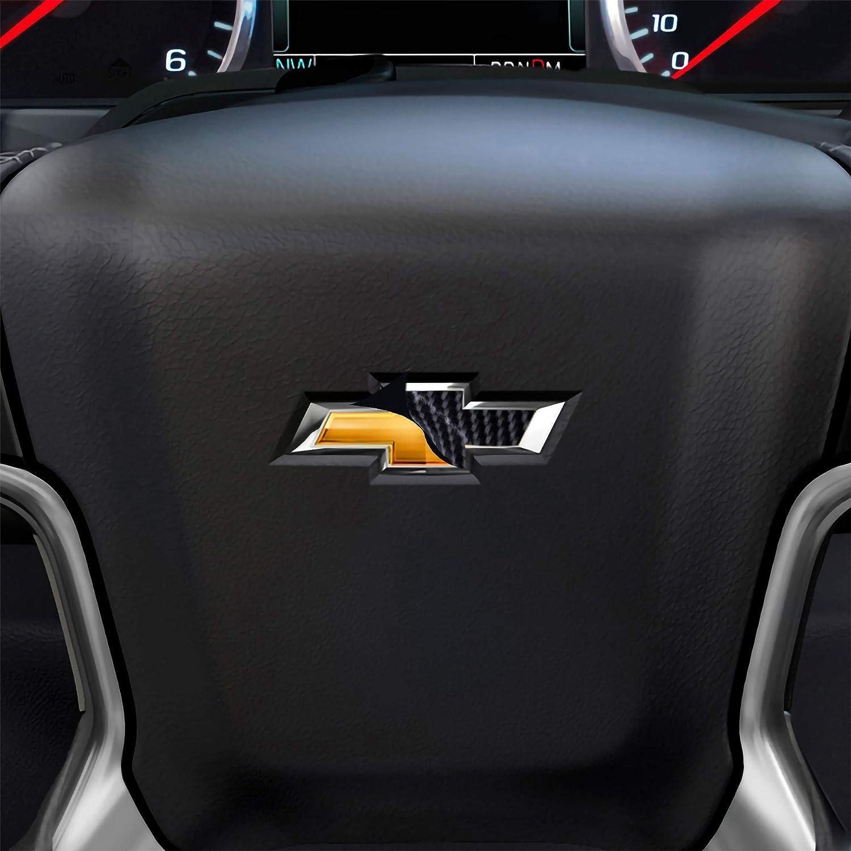 Bogar Tech Steering Wheel Emblem