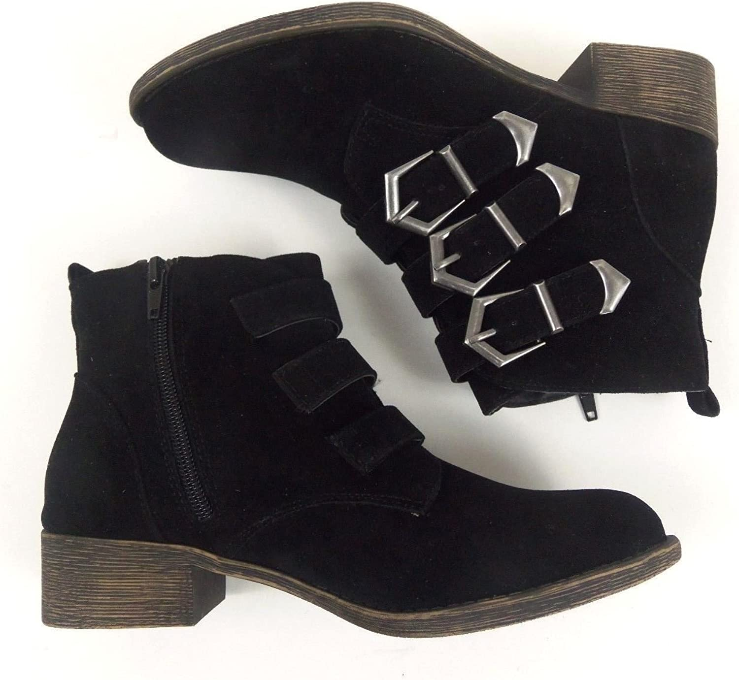 Black Ankle Booties Size