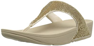 f420b7ff8 Fitflop Women s Electra Micro Toe-Post Open Sandals  Amazon.co.uk ...