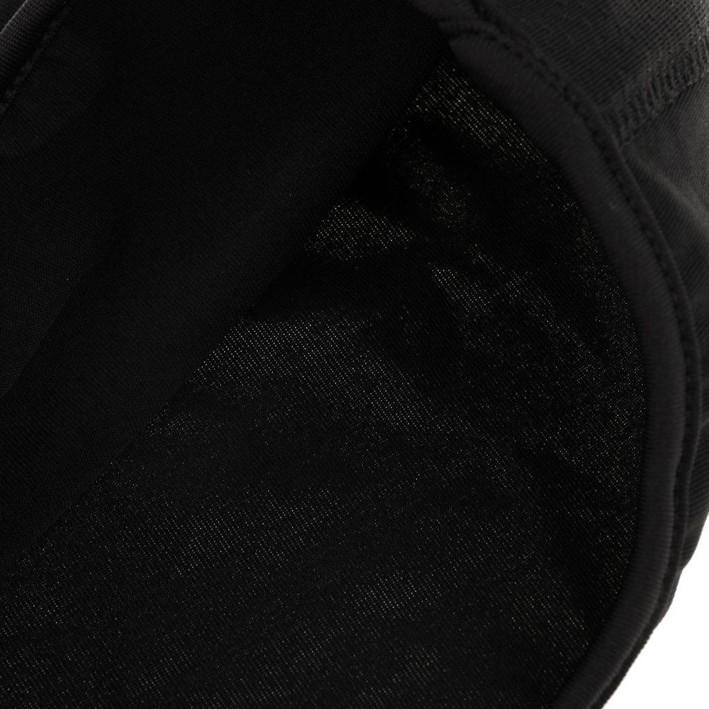 Sharplace 2X Casco Gorra Suave Sensaci/ón Antiolor Transpirable Dise/ño /Único De Moda Atractivo Tejido El/ástico Secado R/ápido Deporte