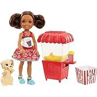 Mattel FHP66 Barbie Chelsea Mutfakta Oyun Seti-12