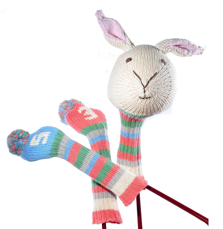 素晴らしい外見 Golf Club Cover Set Club White - White Rabbit Rabbit B008HYWLJO, コンドーオート&ジムニーパーツJJ:e7c121b6 --- a0267596.xsph.ru