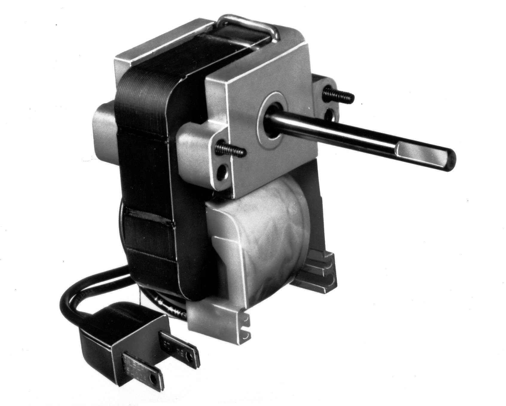 Fasco K611 C Frame Open K Line Shaded Pole OEM Replacement Electric Motor with Sleeve Bearing, 1/100HP, 3000rpm, 115VAC, 60Hz, 0.63 amps, For Vent Fan