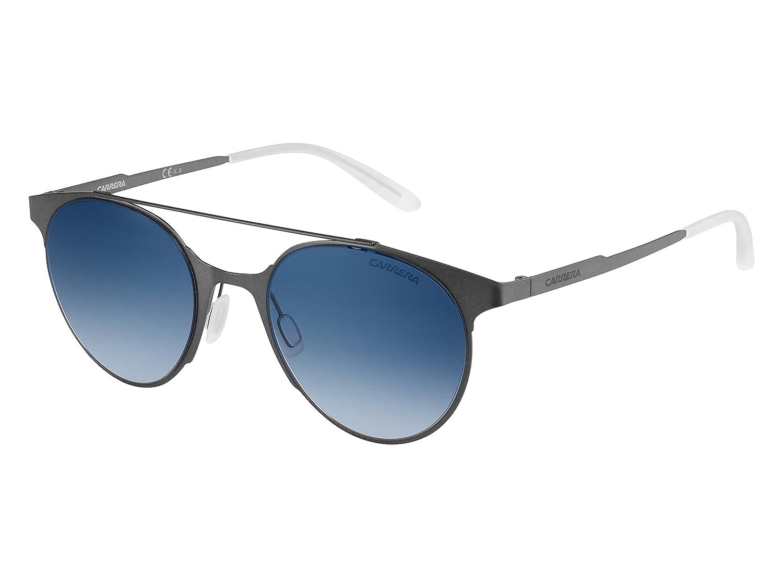 Unisex-Adults 115/S HD Sunglasses, Matte Black, 50 Carrera