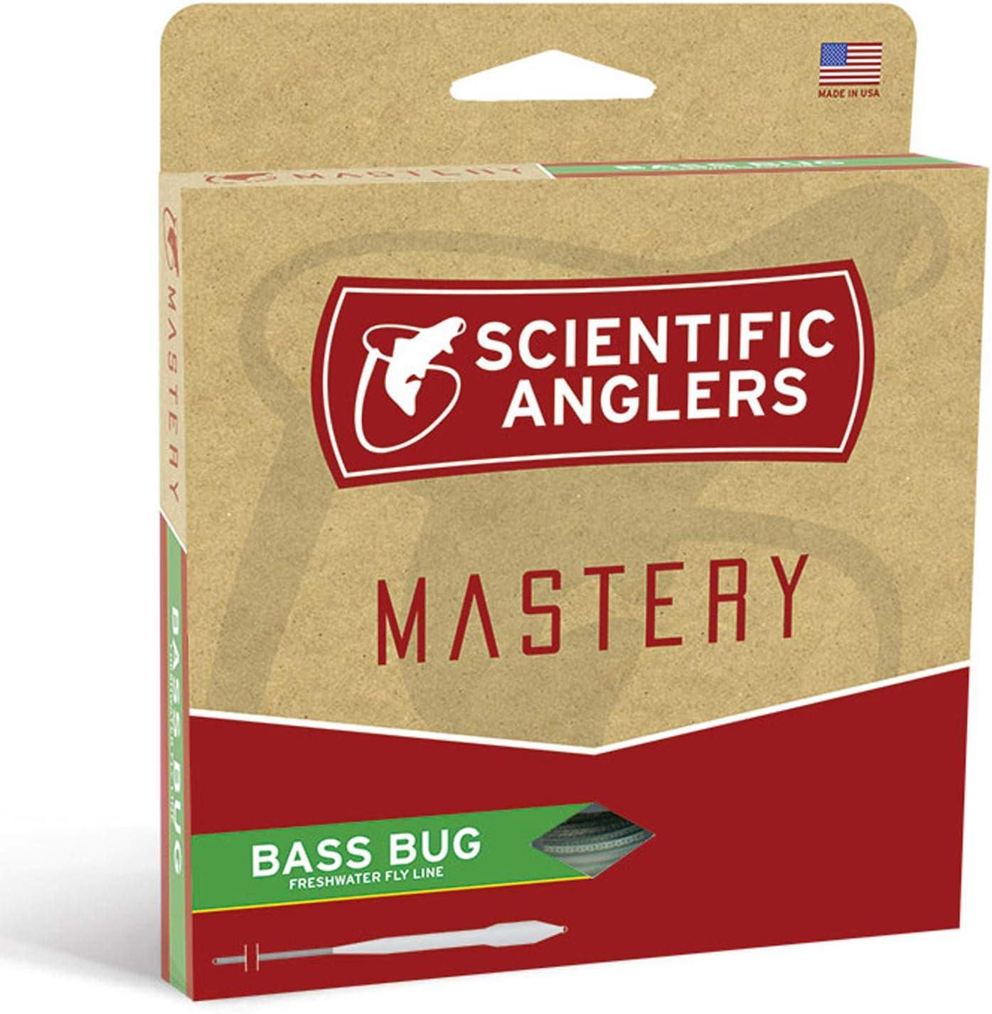 Scientific Anglers Mastery Bass バグテーパー フライライン  WF9F