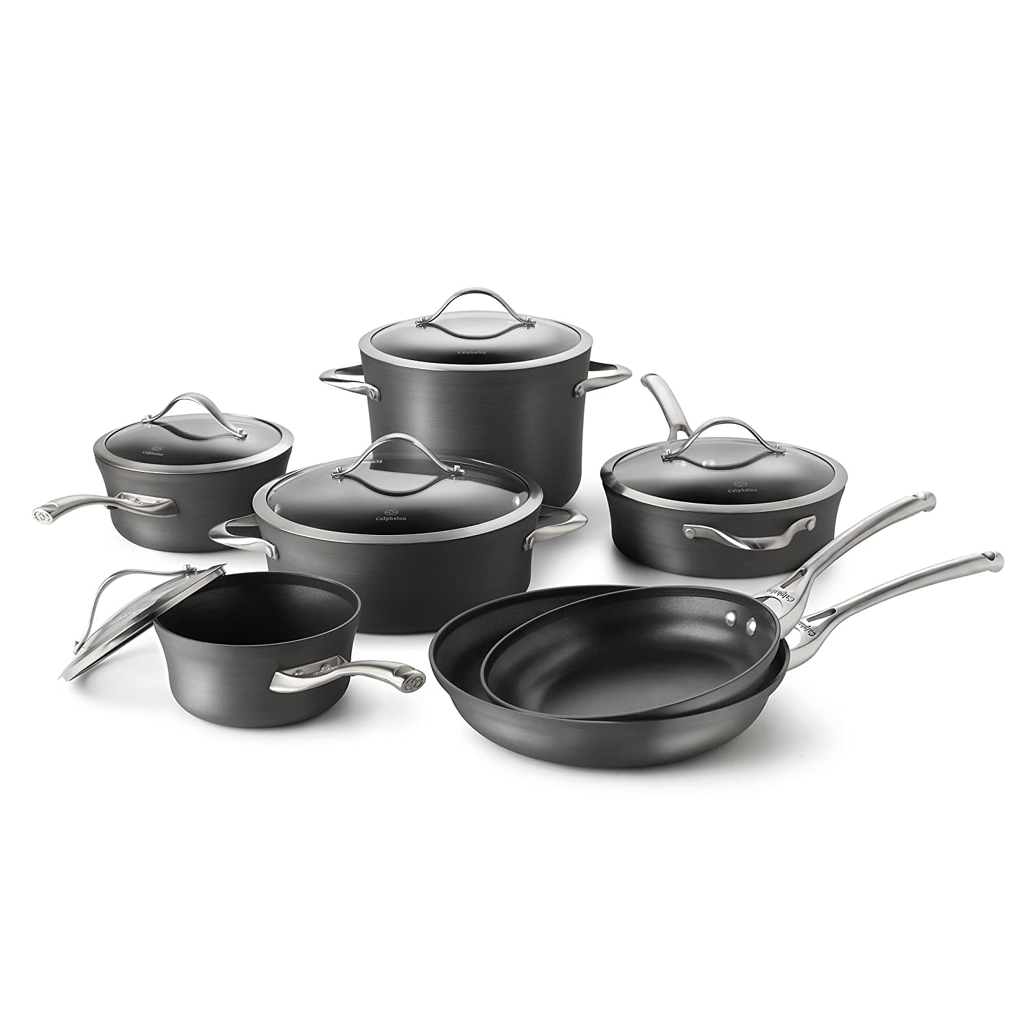 Calphalon Aluminum Nonstick Cookware Set