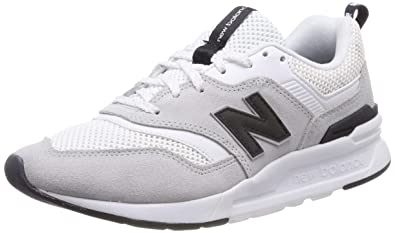 New Balance 997H, Sneaker Donna, Nero (BlackWhite)