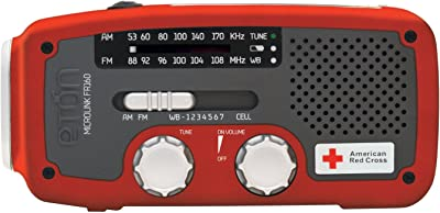 Etón American Red Cross FR160 Microlink Self-Powered